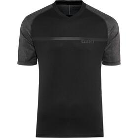 Giro Xar MTB Kortærmet cykeltrøje Herrer, black